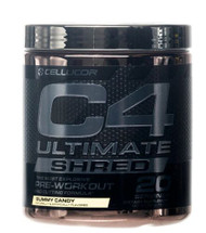 Cellucor C4 Ultimate Shred Gummy Candy -- 20 Servings