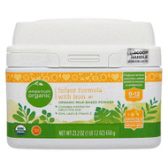 Simple Truth Organic Infant Formula with Iron 0-12 Months -- 23.2 oz