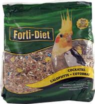Kaytee Forti-Diet Nutritionally Fortified Food for Cockatiel -- 5 lb