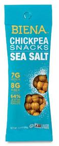 Biena Chickpea Snacks 1.2 oz Sea Salt -- 10 Pack