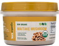 BareOrganics Mushroom Powder - Maitake -- 4 oz