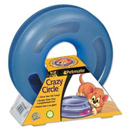 3 PACK of Aspen Pet Petmate Crazy Circle Cat Toy Small -- 1 Toy