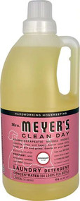 Mrs. Meyers Clean Day Laundry Detergent Rosemary -- 64 Flakes