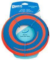 Chuckit Amphibious Fetch Flying Ring -- 1 Toy