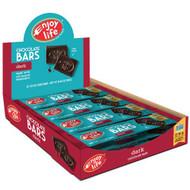 Enjoy Life Chocolate Bar Candy Gluten Free Dark Chocolate -- 12 Bars