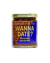 Wanna Date Date Spread Cinnamon -- 9 oz
