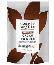 Wildly Organic Fermented Cacao Powder -- 16 oz