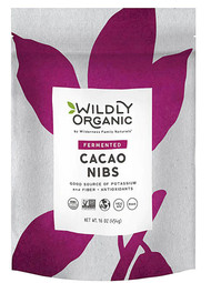 Wildly Organic Fermented Cacao Nibs -- 16 oz