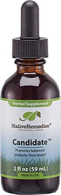Native Remedies Candidate Daily -- 2 fl oz