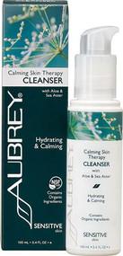 Aubrey Calming Skin Therapy Hydrating Cleanser -- 3.4 fl oz