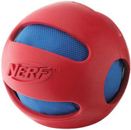 Nerf Crunchable Ball Dog Toy -- 1 Toy