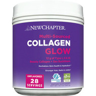New Chapter Collagen Glow Unflavored -- 28 Servings