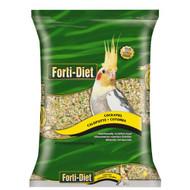 Kaytee Forti-Diet Cockatiel Nutritionally Fortified Food -- 10 lb
