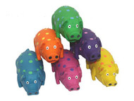 Multipet Squeakables Pig 9 Inch -- 1 Toy