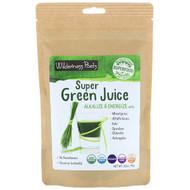 3 PACK of Wilderness Poets, Super Green Juice Powder, 3.5 oz (99 g)