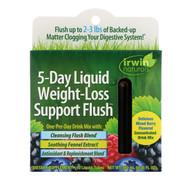 Irwin Naturals, 5-Day Liquid Weight-Loss Support Flush, Mixed Berry, 10 Liquid-Tubes, 10 ml Each