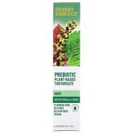 3 PACK of Desert Essence, Prebiotic, Plant-Based Toothpaste, Mint, 6.25 oz (176 g)