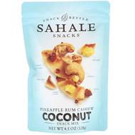 3 PACK of Sahale Snacks, Snack Mix, Pineapple Rum Cashew Coconut , 4.5 oz (128 g)