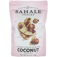 3 PACK of Sahale Snacks, Snack Mix, Cherry Cocoa Almond Coconut , 4.5 oz (128 g)
