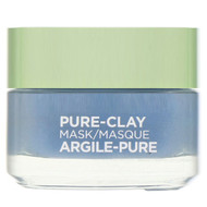 L'Oreal, Pure-Clay Mask, Clear & Comfort, 3 Pure Clays + Seaweed, 1.7 oz (48 g)