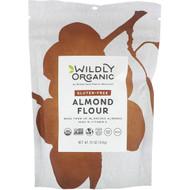 Wildly Organic, Gluten-Free Almond Flour, 12 oz (340 g)