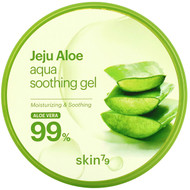 3 PACK of Skin79, Jeju Aloe, Aqua Soothing Gel, Aloe Vera, 10.58 oz (300 g)