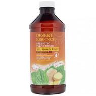 3 PACK of Desert Essence, Prebiotic, Plant-Based Brushing Rinse, Gingermint,  15.8 fl oz (467 ml)