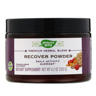 Natures Way, Recover Powder, Daily Activity Support, 4.2 oz (120 g)