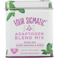 Four Sigmatic, Adaptogen Blend Mix, Balance with Super Shrooms & Herbs, 2.12 oz (60 g)