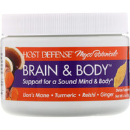 Fungi Perfecti, Myco Botanicals, Brain & Body, 3.5 oz (100 g)