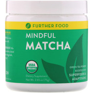 Further Food, Superfood Matcha, 2.65 oz (75 g)