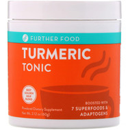 Further Food, Superfood Turmeric , 2.12 oz (60 g)