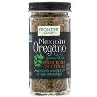 3 PACK of Frontier Natural Products, Mexican Oregano,  0.59 oz (16 g)