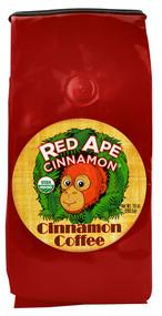 Red Ape Cinnamon Organic Coffee Ground Cinnamon -- 10 oz