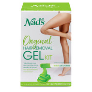 Nads Natural Hair Removal Gel & Balm Kit -- 6 oz