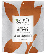 Wildly Organic Cacao Butter -- 8 oz