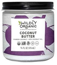 Wildly Organic Coconut Butter -- 14 fl oz