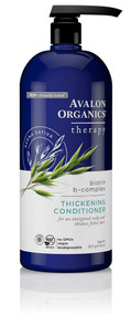 Avalon Organics Biotin-B-Complex Thickening Conditioner -- 32 fl oz