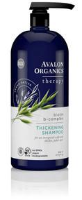 Avalon Organics Thickening Shampoo Biotin-B-Complex Therapy -- 32 fl oz