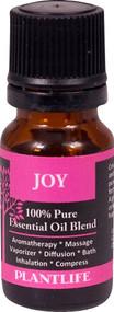 3 PACK of Plantlife 100% Pure Essential Oil Blend Joy -- 0.33 fl oz