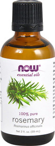 3 PACK of NOW Foods Essential Oils Rosemary Oil -- 2 fl oz