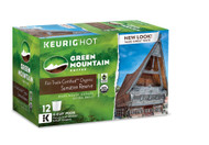 3 PACK of Green Mountain Coffee Keurig Single Origin Dark Roast Coffee Sumatra Reserve -- 12 K-Cups