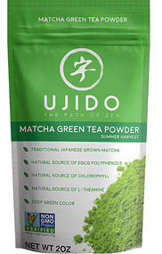 3 PACK of Ujido Matcha Green Tea Powder Summer Harvest -- 2 oz