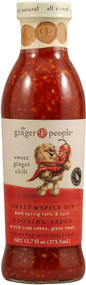 3 PACK of Ginger People Sweet & Spicy Dip and Cooking Sauce Sweet Ginger Chili -- 12.7 fl oz