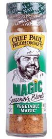 3 PACK of Chef Paul Prudhommes Magic Seasoning Blends Vegetable Magic -- 2 oz