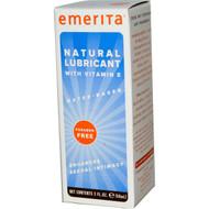 3 PACK of Emerita Intimate Lubricant Fragrance Free -- 2 fl oz