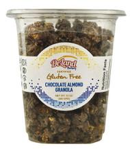 3 PACK of DeLand Bakery Gluten Free Granola Chocolate Almond -- 12 oz