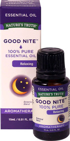 3 PACK of Natures Truth 100% Pure Essential Oil Good Nite -- 0.51 fl oz
