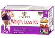 Hyleys Tea, 14 Days Weight Loss Kit, 42 Tea Bags, 2.22 oz (63 g),Hyleys Tea, 14 Days Weight Loss Kit, 42 Tea Bags, 2.22 oz (63 g)