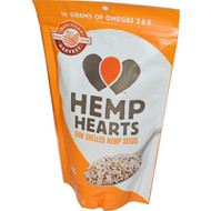 3 PACK of Manitoba Harvest, Hemp Hearts, Shelled Hemp Seeds, Delicious Nutty Flavor, 8 oz (227 g)